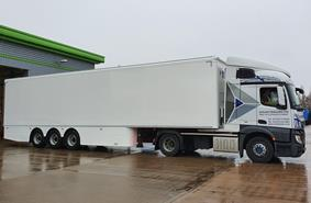 Brand New Box Trailer With Tail Lift